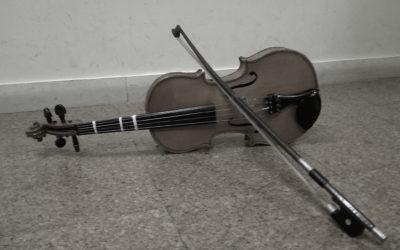 Concert de violins al Casal de joves Girapells