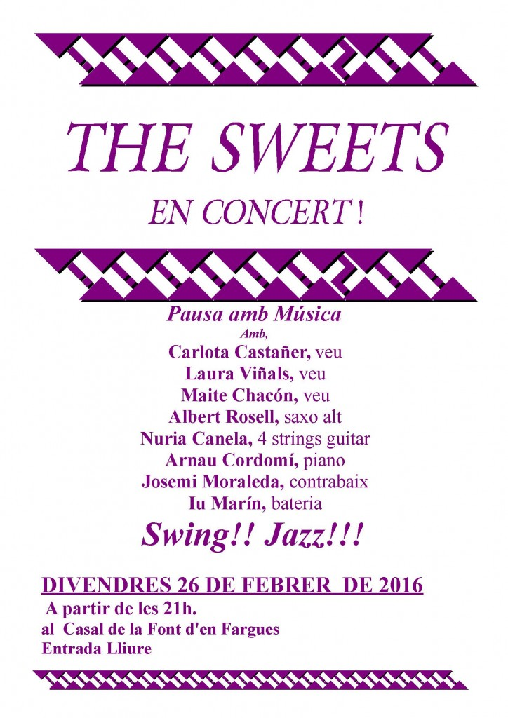 sweets cartell feb2016