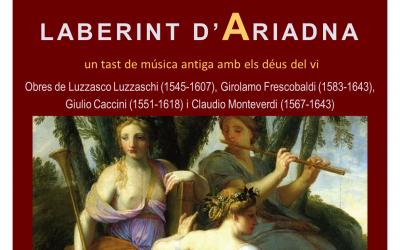 Dionisíaques al laberint d'Ariadna