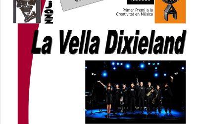 La Vella als Vespres de Jazz
