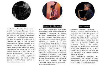 Nova temporada Pausa's Jazz Band