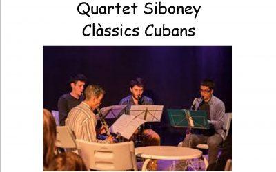 Quartet Siboney al Casal