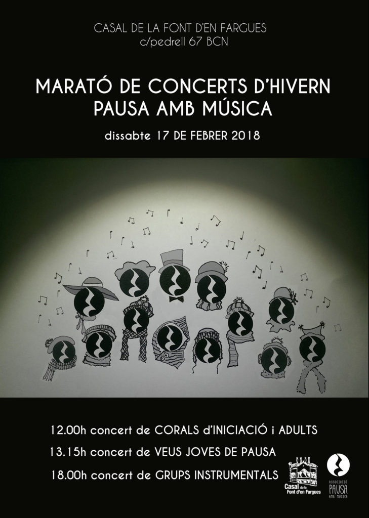 concert hivern 2018