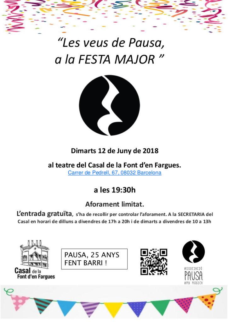 Cartell Concert Festa Major 12 de Juny (2)