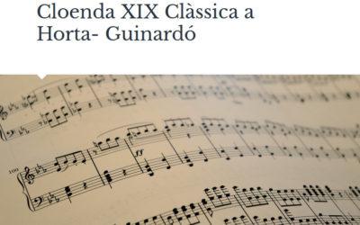 Cloenda XIX Clàssica a Horta – Guinardó