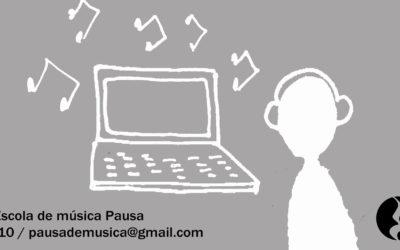 Música electrònica i tecnologia musical a Pausa
