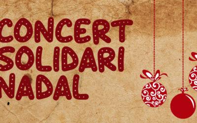 Concert solidari al SAFA Horta