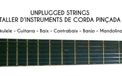Taller UNPLUGGED STRINGS