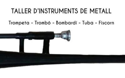 taller d'INSTRUMENTS DE METALL