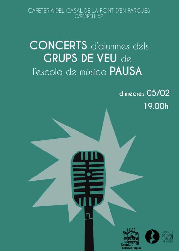 concert cant SETMANA AUDICIONS -2020